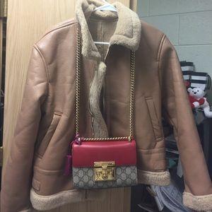 Jackets & Blazers - Brand New Leather Jacket